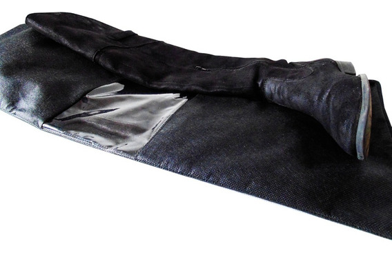Saco Para Bota Cano Alto - Kit Com 5 34x70cm