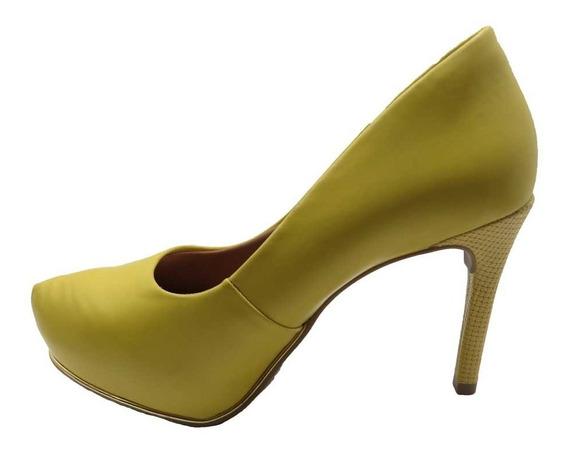 Sapato Feminino Ramarim Ref:1540101