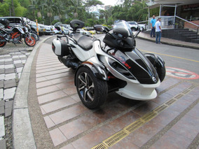 Brp Can Am Spyder Rss