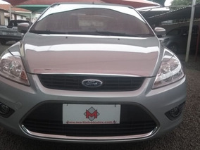 Ford Focus 2.0 Ghia Sedan 16v Flex 4p Automatico 2010/2011