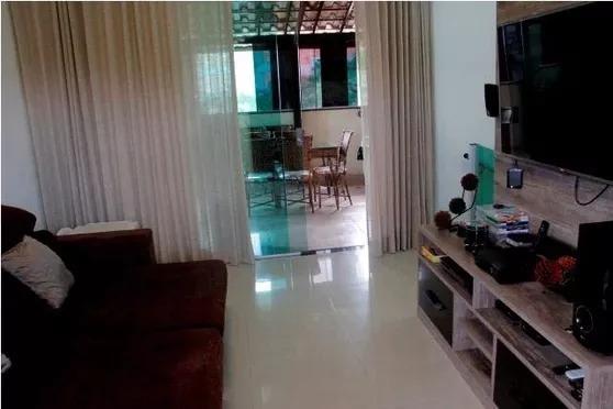 Casa Geminada Com 3 Quartos Para Comprar No Cabral Em Contagem/mg - 46096