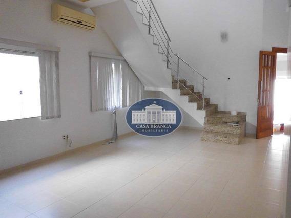 Casa Com 4 Dormitórios Para Alugar, 370 M² Por R$ 4.000/mês - Jardim Nova Yorque - Araçatuba/sp - Ca1211