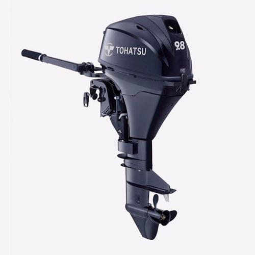 Motor Tohatsu 9.8 Hp 2 Tiempos Baston Con Arranque