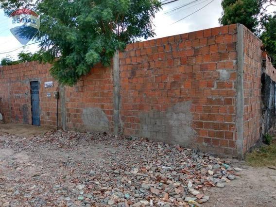 Terreno À Venda, 600 M² - Paumirim - Caucaia/ce - Te0046