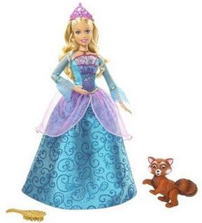 Mattel Barbie Como La Princesa De La Isla Princesa Rosella D