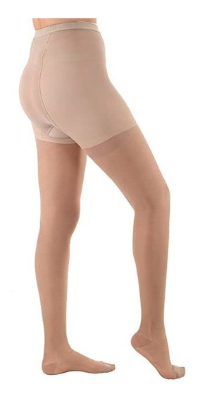 Sheer Firm Support - Medias (20-30 Mmhg, Talla S), Color Bei