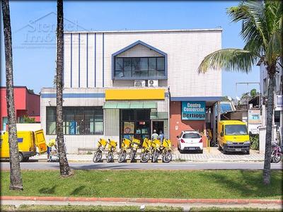 Salão Comercial A Venda No Centro De Bertioga - Sl00001 - 4926311