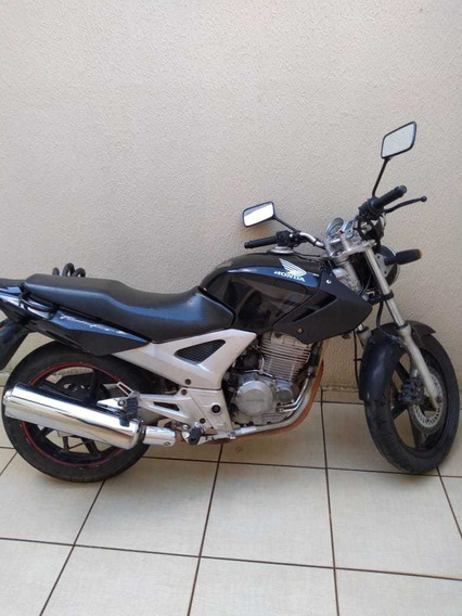 Honda Twister 250cc Preto