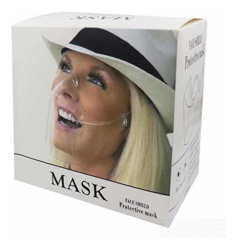 Máscara Protectora Facial De Acrílico