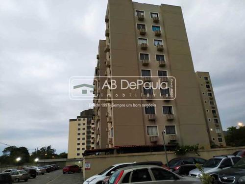 Imagem 1 de 15 de Sulacap - Condomínio Portal Do Bosque. Excelente Apartamento Com Vista Livre - Abap20596