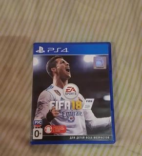 Fifa 2018 Ps4 Original Fisico Somos Tienda Virtual