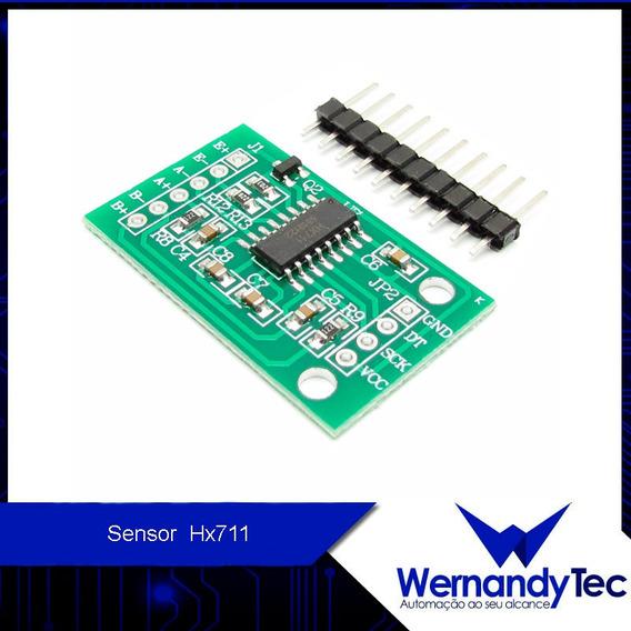 Sensor De Peso Célula De Carga Hx711 24bits