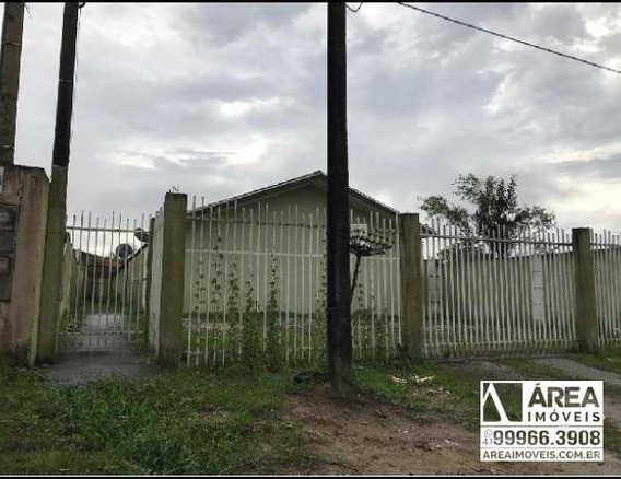 Casa À Venda Por R$ 62.624,62 - Vila Garcia - Paranagua/pr - Ca2529