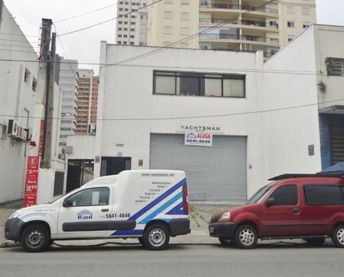 Locação Sobreloja - Chácara Santo Antônio, São Paulo-sp - Rr2921