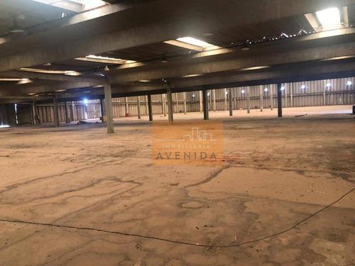 Imagem 1 de 24 de Área Para Alugar, 58600 M² Por R$ 170.000,00/mês - Betel - Paulínia/sp - Ar0036