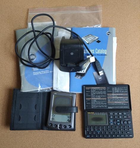 Palm Pilot Y Agenda Electr Para Restaurar O Repuesto