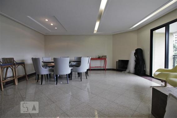 Apartamento No 10º Andar Mobiliado Com 4 Dormitórios E 3 Garagens - Id: 892989750 - 289750