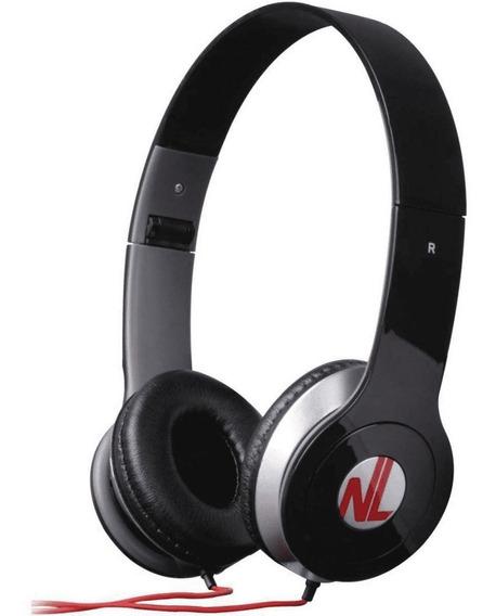 Fone De Ouvido Headset Barato Headphone Dobravel Preto