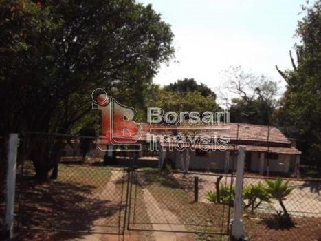 Venda De Rural / Chácara  Na Cidade De Araraquara 465