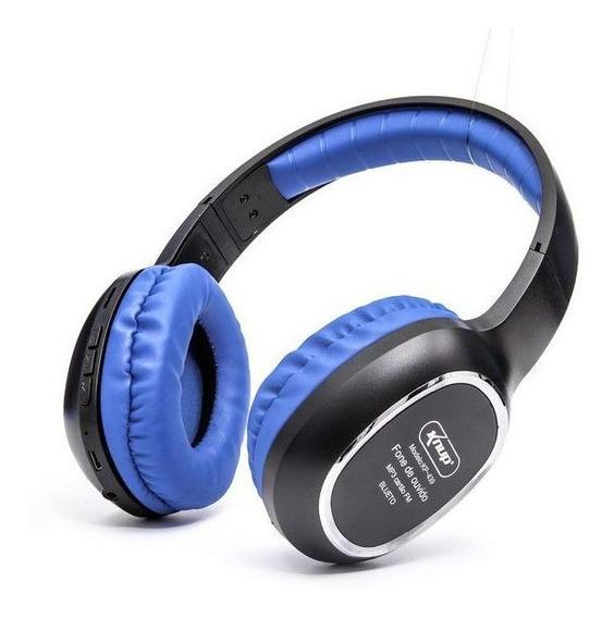 Headphone Bluetooth Kp-439 Knup