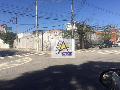 Imagem 1 de 2 de Casa Para Alugar, 250 M² Por R$ 10.000,00/mês - Matriz - Mauá/sp - Ca0289