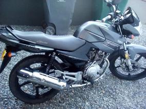 Yamaha Ybr 2013 Gris