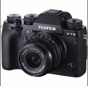Fuji Xt2 + Lente 23mm F2