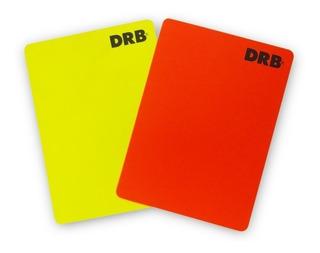 Tarjeta De Arbitro Drb