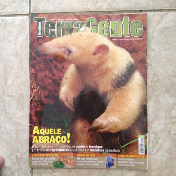 Revista Terra Da Gente 64 Ago2009 Tamanduá-mirim Serra Japi