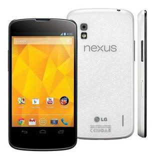 Smarphone Google Nexus 4.branco.16gb.2gb Ram.usado.excelente