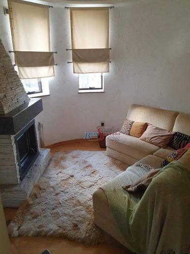 Apartamento Com 4 Dormitórios À Venda, 246 M² Por R$ 1.400.000,00 - Tatuapé - São Paulo/sp - Ap2912