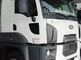 Ford Cargo 2042/36 Cabina Dormitorio - Caja Automatica