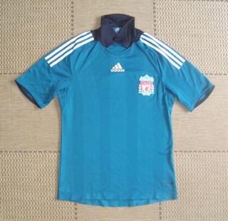Camisa Original Liverpool 2008/2009 Third Formotion