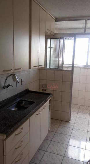 Apartamento Residencial À Venda, Vila Sílvia, São Paulo. - Ap3632