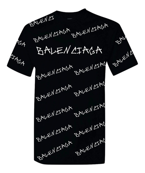Remera Balenciaga 2019 No Gucci No Supreme