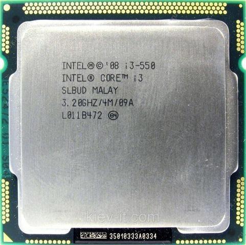 Core I3 550 Socket 1156