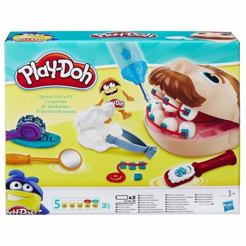 Brincando De Dentista - Play Doh