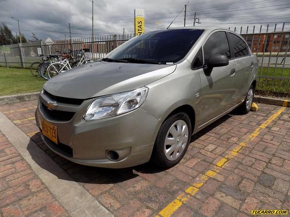 Chevrolet Sail Ls 1.4cc Mt Aa