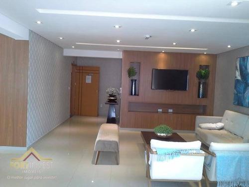 Imagem 1 de 28 de Lindo Apartamento No Guilhermina - Ap2330