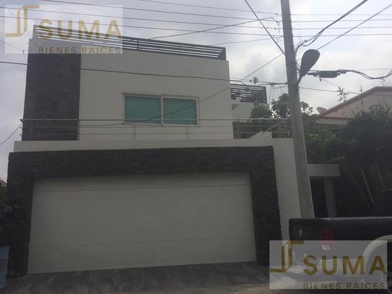 Casa En Venta En Col. Petrolera Chairel, Tampico.