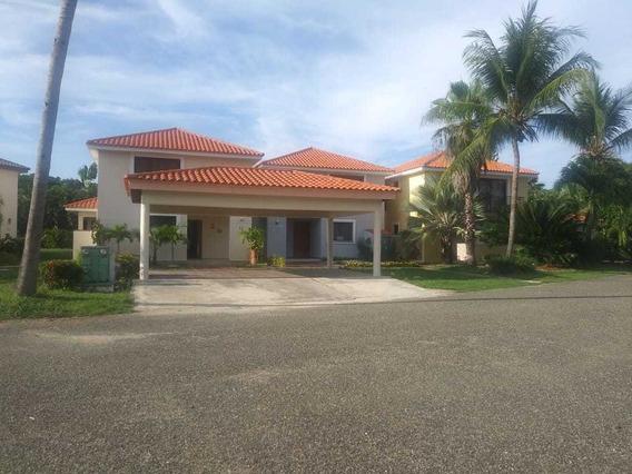 Villa 2 Niveles 2h 3b 2p C. Serv. Juan Dolio San Pedro Mac