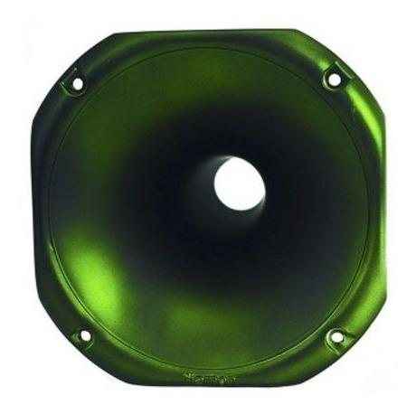 Corneta Tiro Curto Verde Fosco Redonda Fiamon 1450 1 Poleg