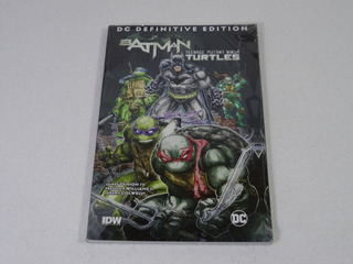 Batman Y Las Tortugas Ninjas Edicion Definitiva
