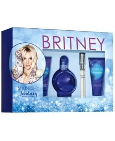 Perfume Estuche Britney Spears Midnight -dama- 100% Original