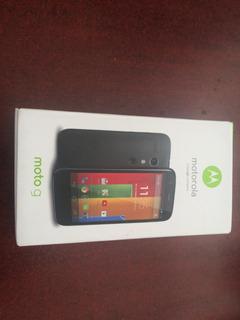Motorola G Xt1032 Negro Nuevo Libre $2300 Con Envío.
