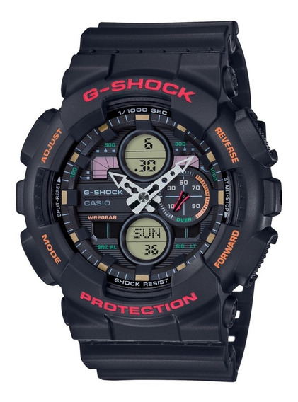 Relógio Casio G-shock Ga-140-1a4