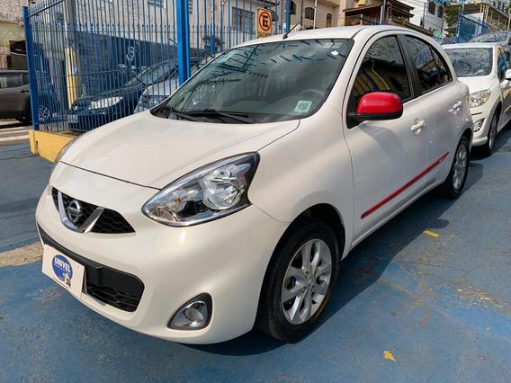 Nissan March 1.6 Sv!!! Muito Novo!!! Oferta!!!