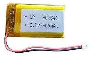 Aolikes - Bateria De Repuesto Recargable De 3,7 V, 500 M-jhs