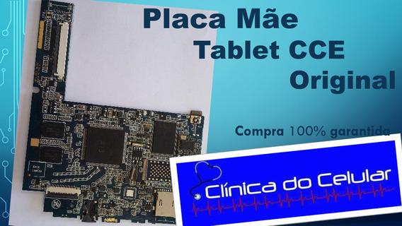 Placa Tablet Cce Tr71 Original Semi Nova (retirada De Peças)