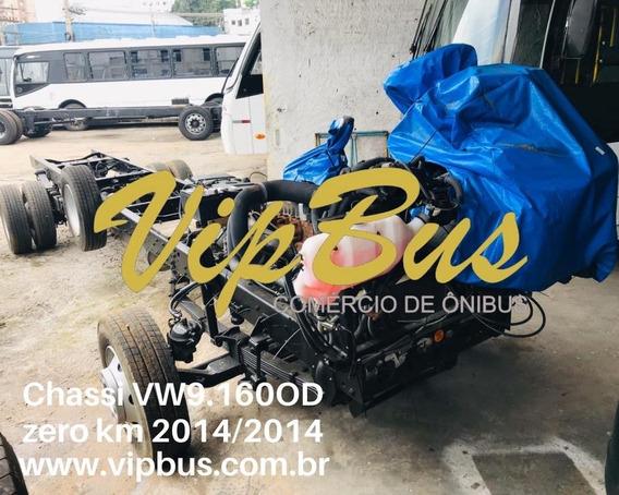 Chassi Zero Km Vw9.160od Ano 2014/2014 Vipbus